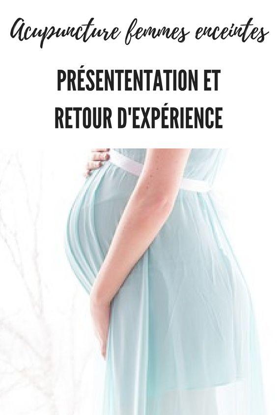 Découvrez l'acupuncture pour femme enceinte