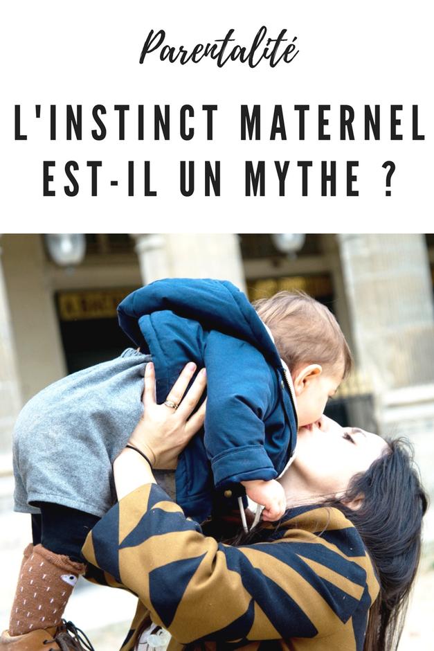 instinct maternel