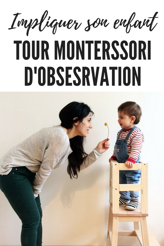 tour montessori d'observation