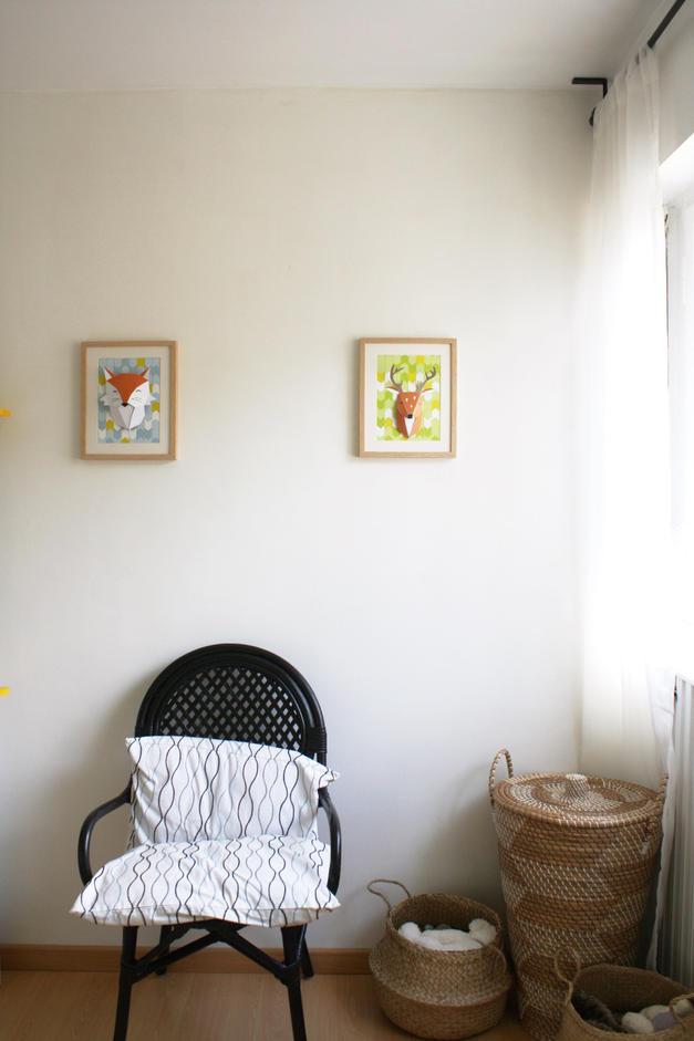 chambre pour bébé