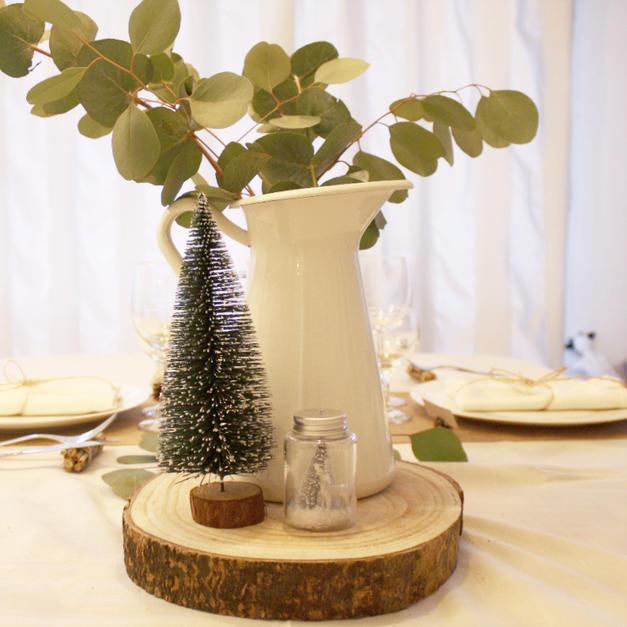 déco pour table de Noël