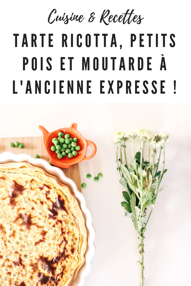 tartine fromage oeuf petits pois