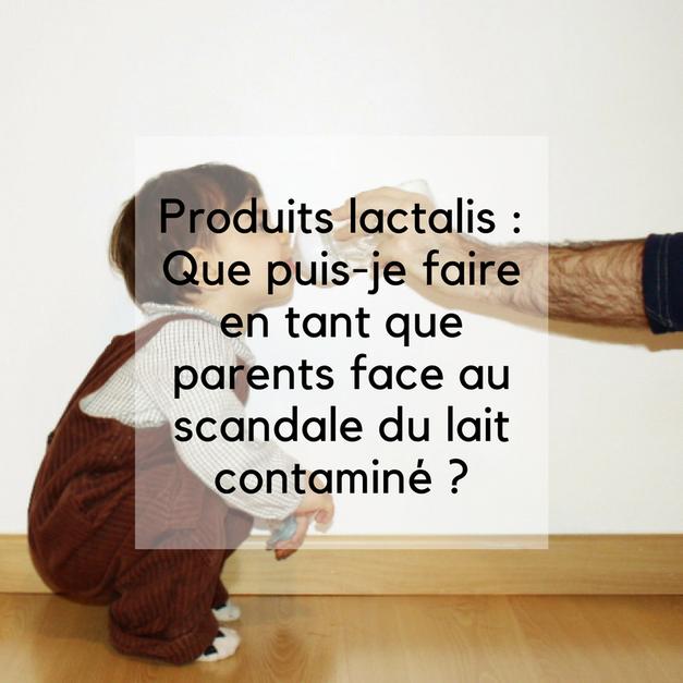 produit lactalis