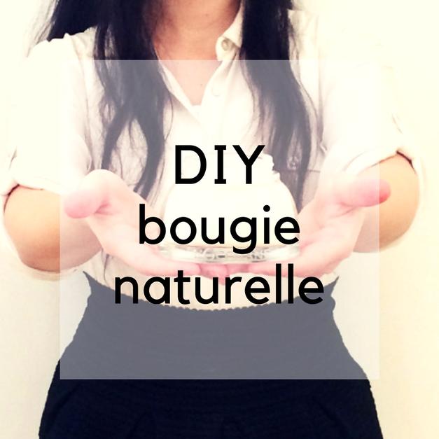 DIY Bougie