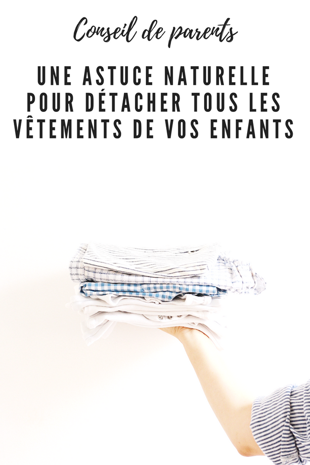 detacher les vetements